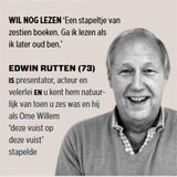 Wat leest Edwin Rutten, Quote, december 2016
